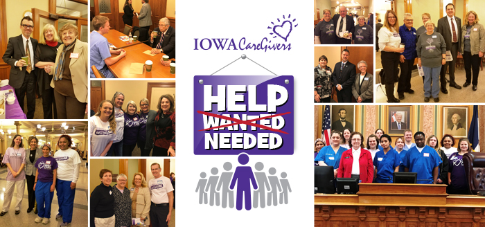 Direct Care Workforce Issues | Iowa CareGivers | Des Moines