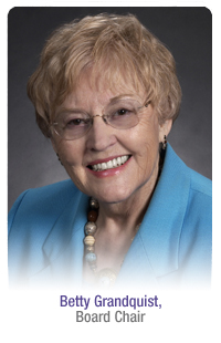 Betty Grandquist, Board Chair